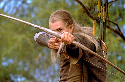 Legolas the archer
